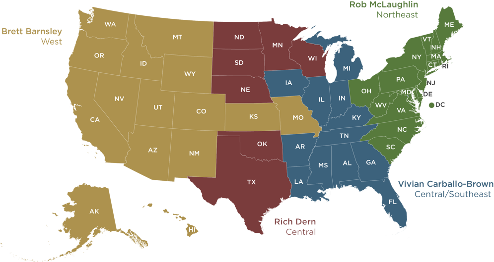 BDL map