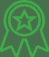 Award Badge Icon.