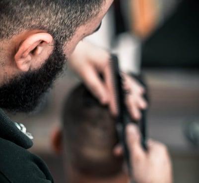 haircut - square